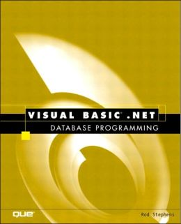 Visual Basic.NET Database Programming