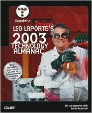 TechTV Leo Laporte's 2003 Technology Almanac, DVD Edition