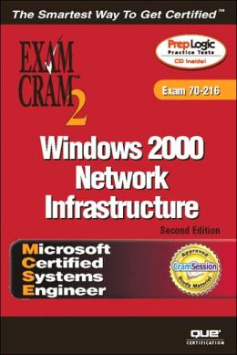 MCSE Windows 2000 Network Infrastructure