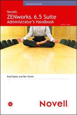 Novell ZENworks 6.5 Administrator's Handbook