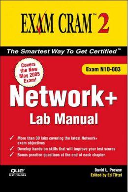 Network+ Lab Manual