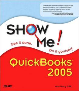 Show Me! QuickBooks 5