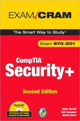 CompTIA Security+ Exam Cram