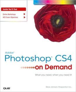Adobe Photoshop CS4 on Demand