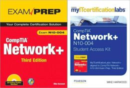 MyITcertificationLabs: CompTIANetwork+N10-004 by Mike Harwood, CompTIA Network+Exam Prep Bundle