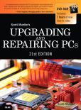 Book Cover Image. Title: Upgrading and Repairing PCs, Author: Scott Mueller