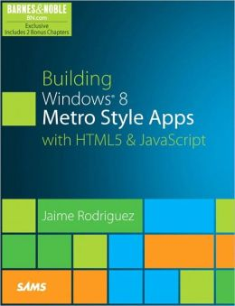 Building Windows 8 Metro Style Apps with HTML5 & Javascript