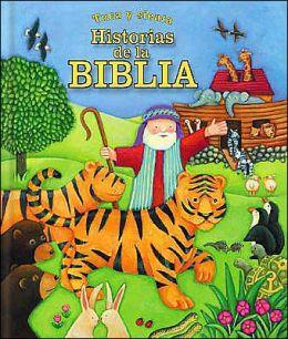 Toca y Siente las Historias de la Biblia