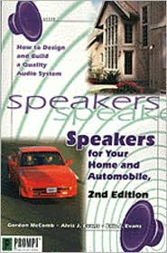 Speakers for Your Home and Auto
