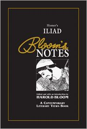 The Iliad (Bloom's Notes)