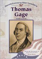 General Thomas Gage : British General