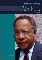 Alex Haley: Author
