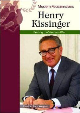 Henry Kissinger: Ending the Vietnam War