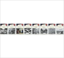 Milestones in American History Set, 8-Volumes