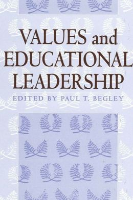 Values And Educational Leadership