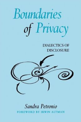 Boundaries of Privacy