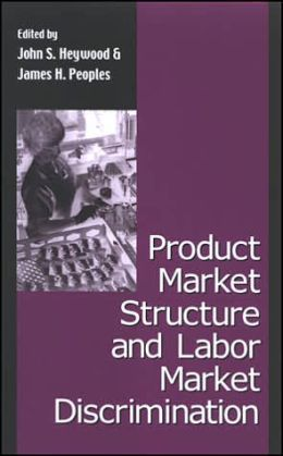 Product Market Structure and Labor Market Discrimination