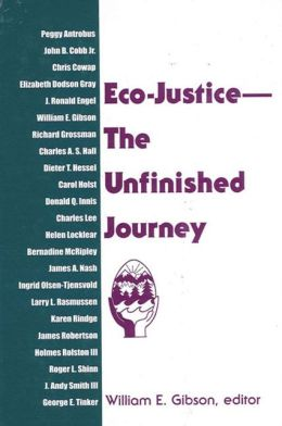 Eco-Justice: The Unfinished Journey