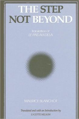 Step Not Beyond, The