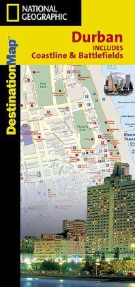 Durban Destination Map