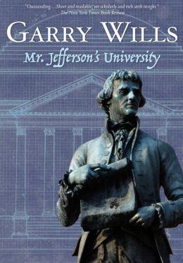 Mr. Jefferson's University