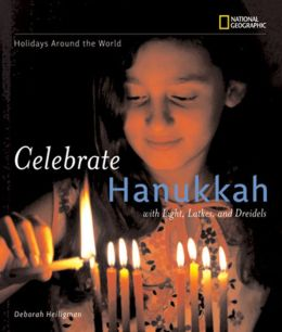 Celebrate Hanukkah with Light, Latkes, and Dreidels