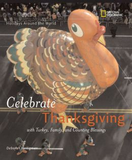 Celebrate Thanksgiving with Turkey, Family, and Counting Blessings
