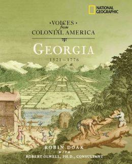 Georgia, 1521-1776