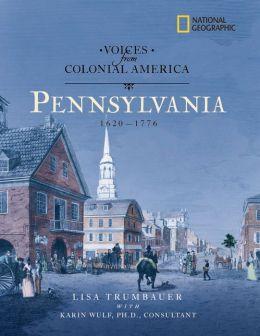 Pennsylvania 1643-1776