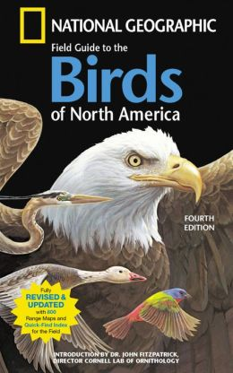 National Geographic: Field Guide to the Birds of North America