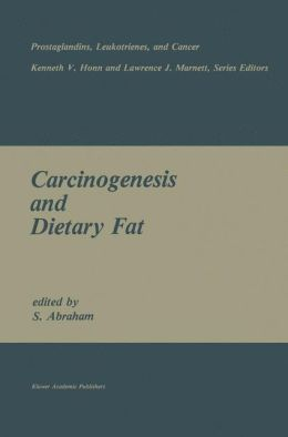 Carcinogenesis and Dietary Fat
