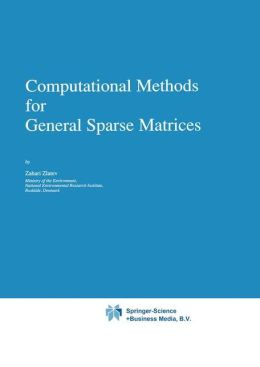 Computational Methods for General Sparse Matrices