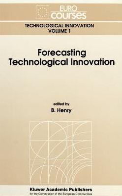Forecasting Technological Innovation