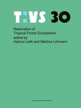 Restoration of Tropical Forest Ecosystems: Proceedings of the Symposium held on October 7-10, 1991