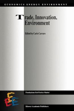 Trade, Innovation, Environment