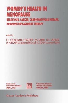 Women's Health in Menopause: Behaviour, Cancer, Cardiovascular Disease