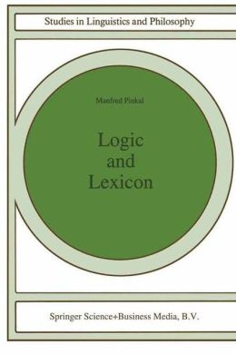 Logic and Lexicon: The Semantics of the Indefinite