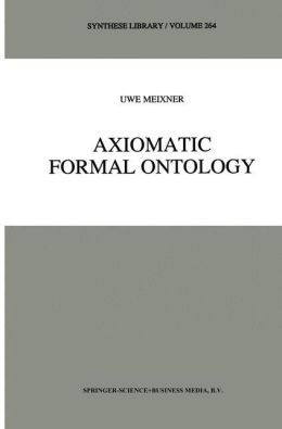 Axiomatic Formal Ontology