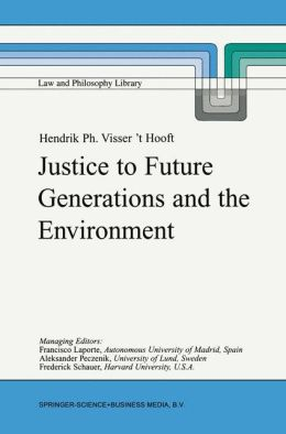Justice to Future Generations and the Environment