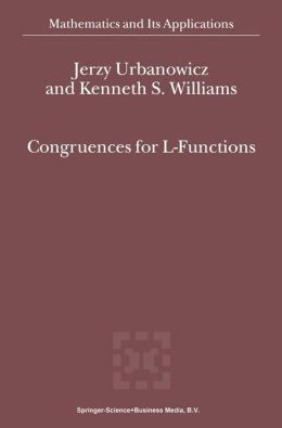 Congruences for L-Functions