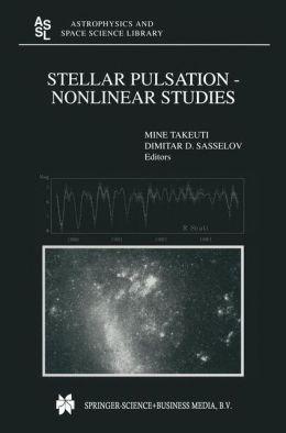 Stellar Pulsation - Nonlinear Studies