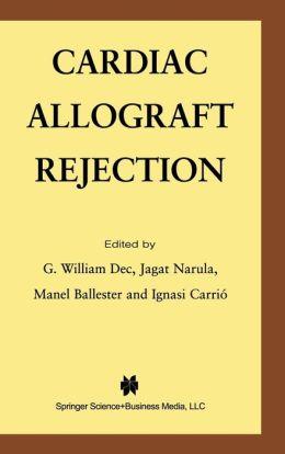 Cardiac Allograft Rejection