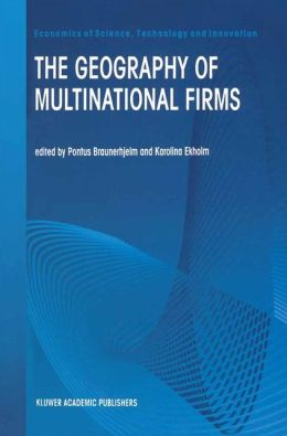 The Geography of Multinational Firms