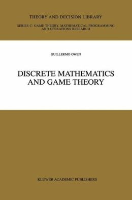 Discrete Mathematics and Game Theory