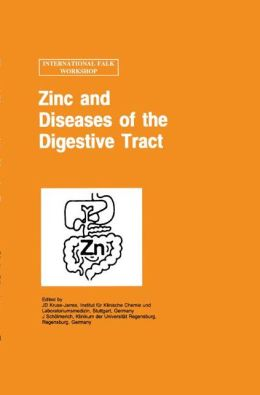 Zinc and Diseases of the Digestive Tract