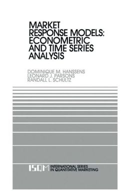 Market Response Models: Econometric and Time-Series Analysis