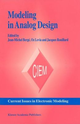 Modeling in Analog Design