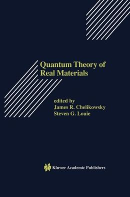 Quantum Theory of Real Materials
