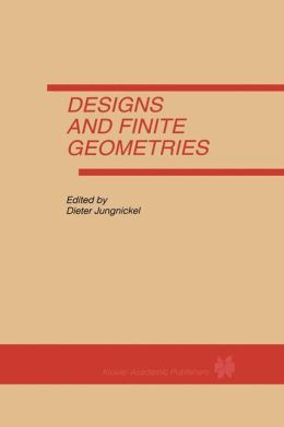 Designs and Finite Geometries