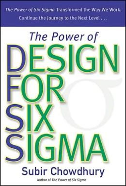 Power of Design for Six SIGMA